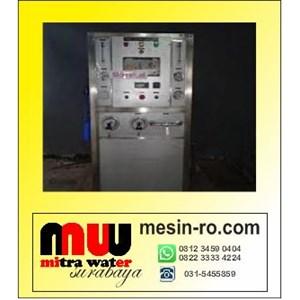 Dari Mesin penyuling air laut kaps 3000 LPD 0