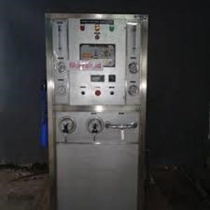 Mesin penyuling air laut kaps 3000 LPD