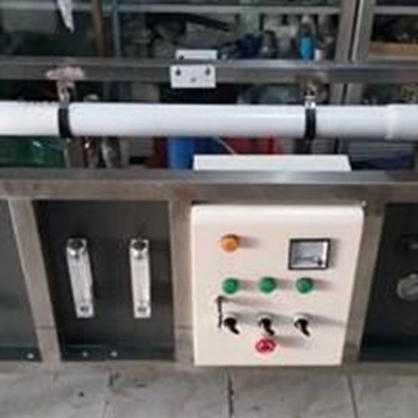 Filter Air Laut Siap Minum skala kecil 1500 LPD