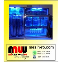 DEPOT ISI ULANG AIR MINUM STAINLESS STEEL