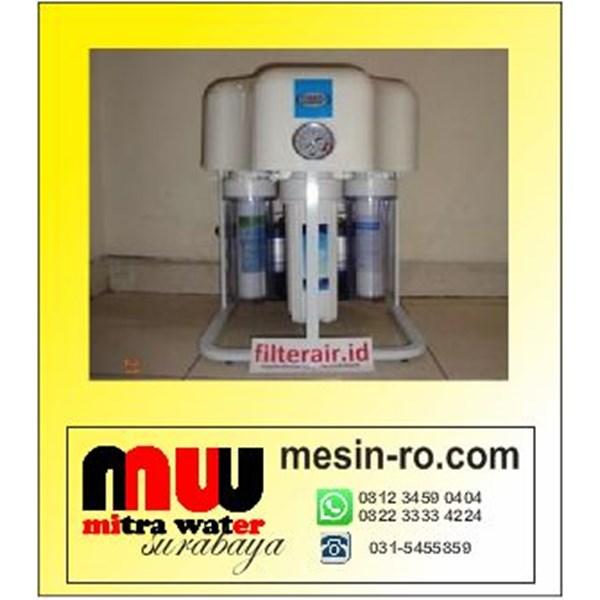 Mesin Air tawar siap minum kapasitas 800 GPD