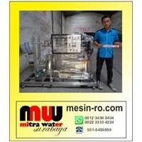 Mesin RO Air Payau BWRO Kapasitas 1000 liter per jam
