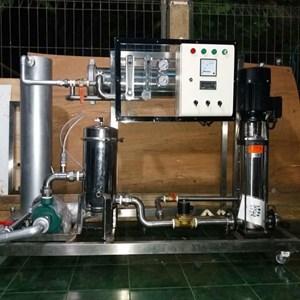 Jual Mesin penyaring  Air Payau Menjadi Air Tawar. Hubungi: CV. Mitra Water