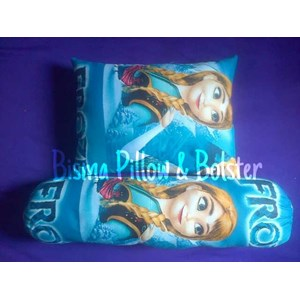 Bantal Guling Frozen Big