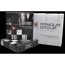 Pipa Alumunium Refrigerant Armour