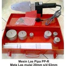 Mesin Las Pipa PPR