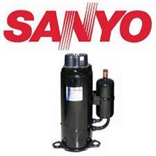 Kompresor AC Sanyo