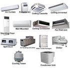 List Price Air Conditioner Split AC 1