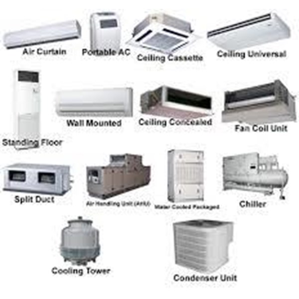 List Price Air Conditioner Split AC