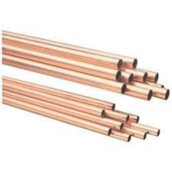 Bars Copper Pipes and Roll
