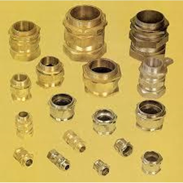 Brass Cable Gland Unibell