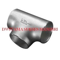 STAINLESS STEEL REDUCER TEE 1
