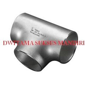 STAINLESS STEEL REDUCER TEE