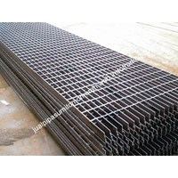 Jual  GALVANISE GRATING TYPE SERRATED