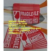 Jual  Kertas Barcode Stiker Dan Label Produk Fragile