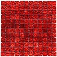 JUAL MOSAIC VENUS TIPE NEO RED FERARI Keramik Dinding