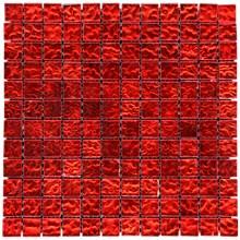 JUAL MOSAIC VENUS TIPE NEO RED FERARI Keramik Din