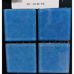 Keramik Mozaik  Merek Cotto MT-22S BL-9/R