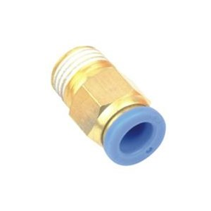 Tube Connectors male straight