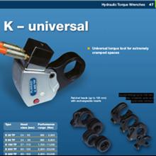 Hydraulic Torque Wrenche K-Universal