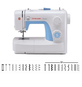 Sell Sewing Machine Singer Simple 40 From Indonesia By Toko Panca Gorgeous Singer Simple 3221 Sewing Machine