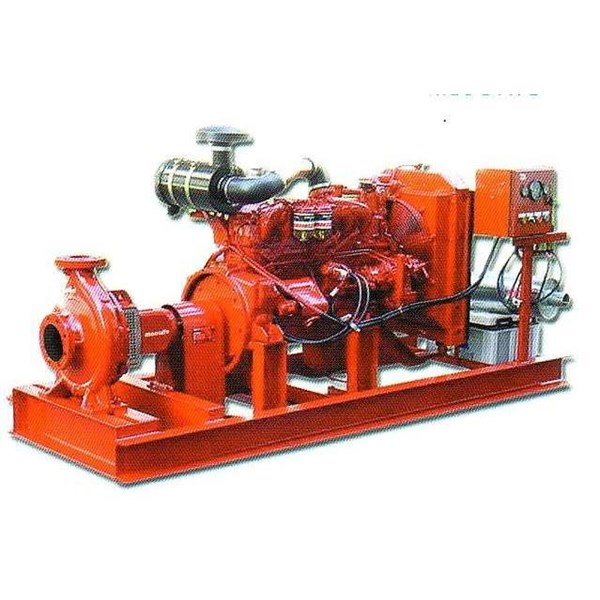 Pompa Hydrant Kebakaran Diesel