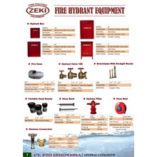 Fire Hydrant Equipment Pemadam Api