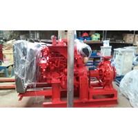 Jual Diesel Hydrant Fire Pump