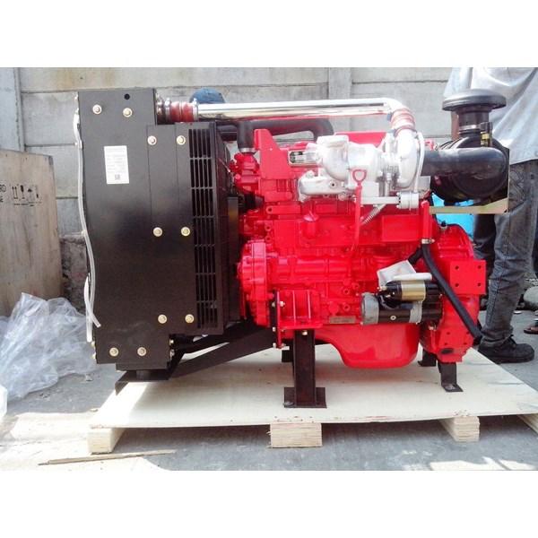 Diesel Hydrant Fire Pump