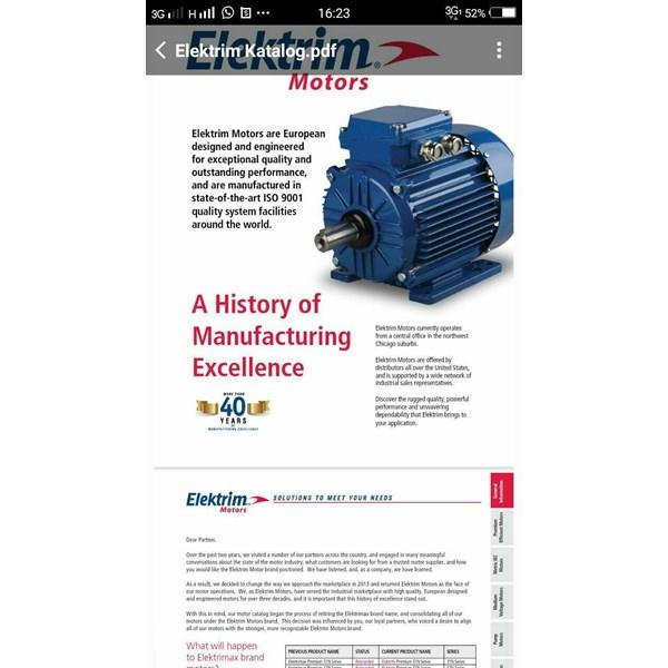 Elektric Hydrant Fire Pump