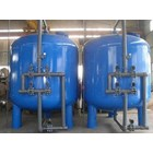Tanki Sand Filter dan Carbon Filter 2