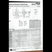 Distributor Ebara Transfer Pump 3