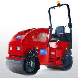 Mesin Aspal Ride On Roller DVR16 1.5 Tonne
