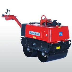 Sell soil compactor milled asphalt baby roller rol650 from for 98 soil compaction