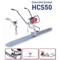Mesin Beton Concrete Screed HCS50