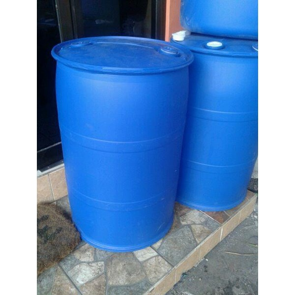 DRUM PLASTIK 200 L DOUBLE RING