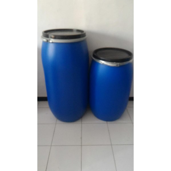 OPEN TOP 150 LITER - Drum Plastik
