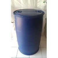 DRUM PLASTIK 200 L DOUBLE RING KW 1