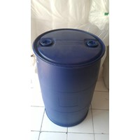 Jual DRUM PLASTIK 200 L DOUBLE RING KW 2