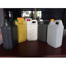 Jerry Can 5 Litre Plastic