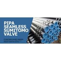 Pipa A106 Gr. B Seamless Nippon Sumitomo