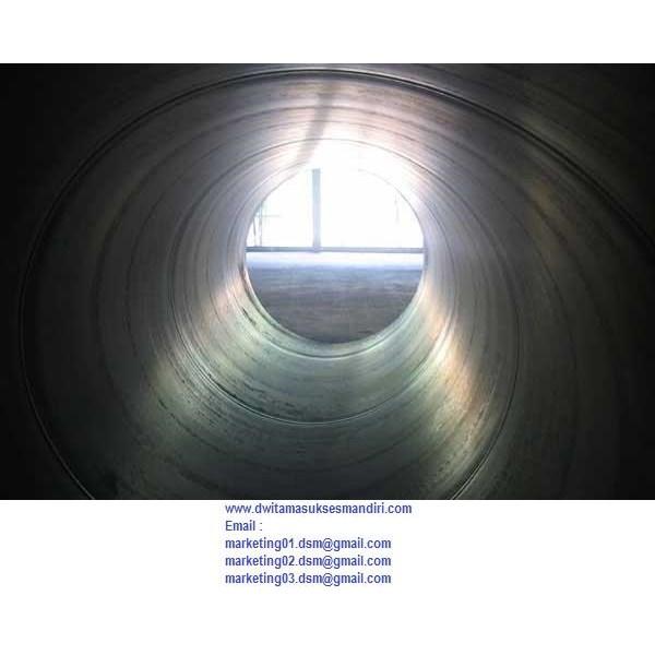 Pipa Spiral A252 Gr.2
