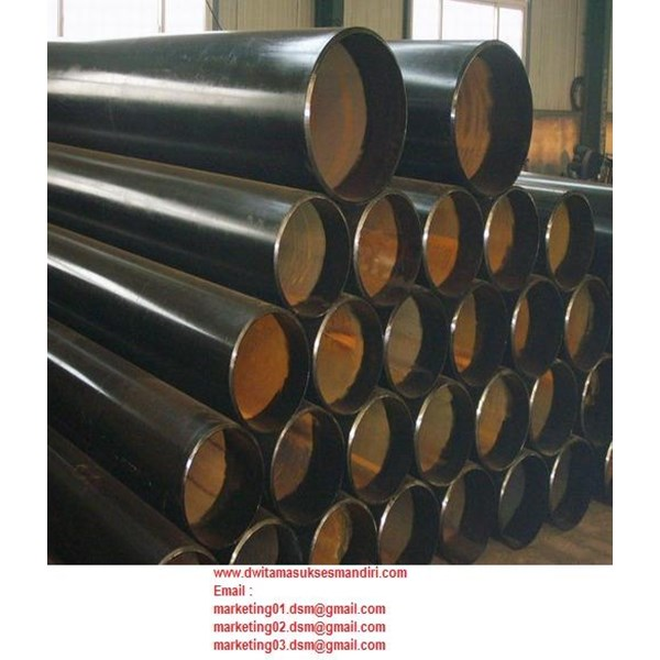 Steel Pipe ERW A53