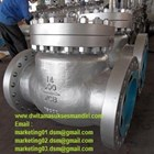 Ball Valve Carbon Steel A216 WCB Type Trunion  8