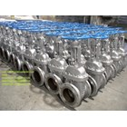 Ball Valve Carbon Steel A216 WCB Type Trunion  4