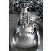 Globe Valves A216 WCB Carbon Steel