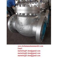 Check Valve Swing A216 WCB Carbon Steel 1