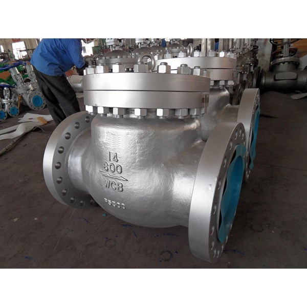 Check Valve Swing A216 WCB Carbon Steel