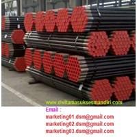 Seamless Pipe Black Steel