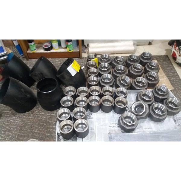 Full Coupling SA/A105 Socked Weld & Threaded